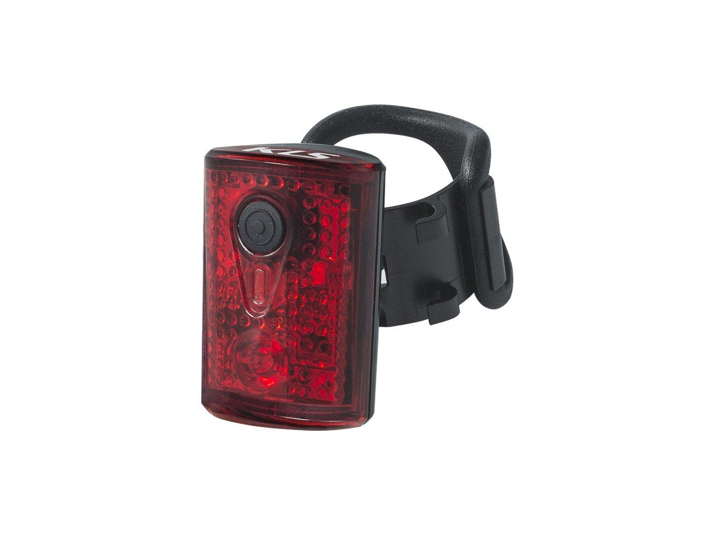 Фонарь задний KELLYS NIBIRU, 3 светодиода, регулировка фокуса, зарядка USB, аккумулятор в комплекте