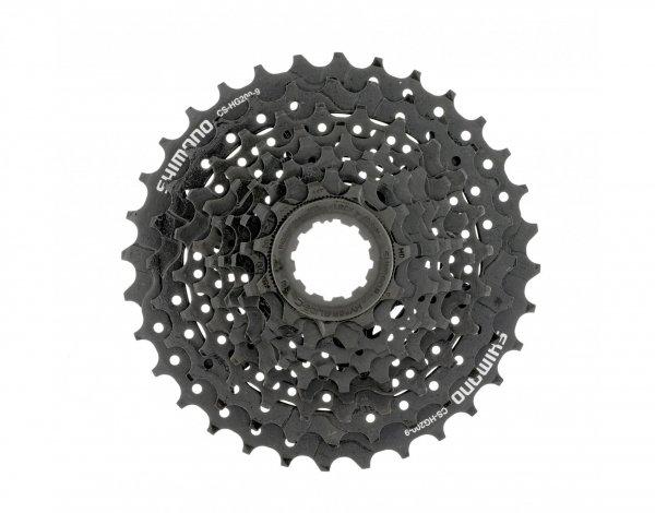 Кассета велосипедная Shimano CS-HG200, 9 скоростей, 11-36T, ECSHG2009136