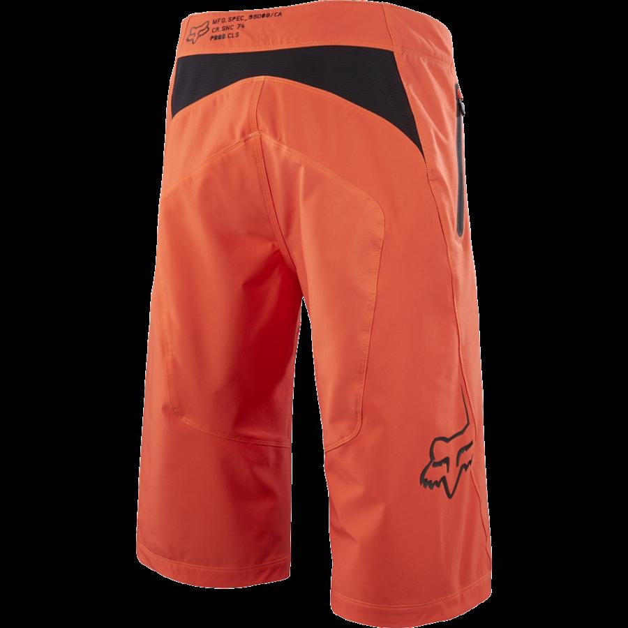 Велошорты Fox Demo FR Short Flow, Размер: М (W32), оранжевый, 12188-824-32 (оранжевые, Размер: W36)