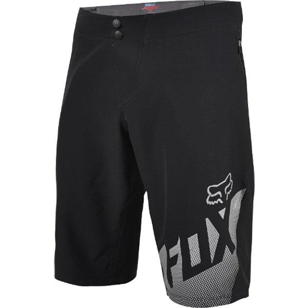 Велошорты Fox Altitude Short, Размер: М (W32), черный, 15911-001-32 (Чёрные, Размер: W32)