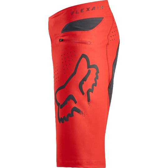 Велошорты Fox Flexair Short, Размер: М (W32), красный, 15935-003-32 (Красный, Размер: W30 )