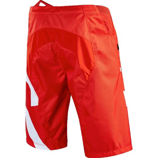 Велошорты Fox Demo Short, Размер: М (W32), красно-белый, 15939-054-32 (Красный/белый, Размер:W32)