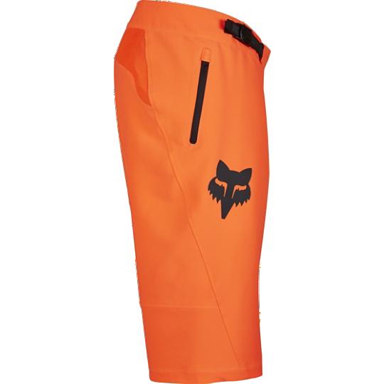 Велошорты Fox Demo Freeride Short Flow, Размер: М (W32), оранжевый, 16618-824-32 (Оранжевый, Размер: W34)