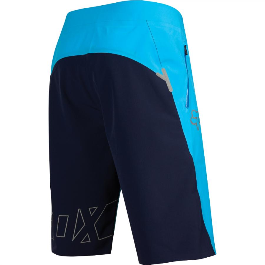 Велошорты Fox Downpour Short, Размер: М (W32), голубой, 16674-007-32 ( Голубуй, Размер: W30 )