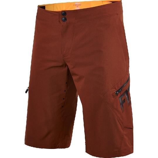 Велошорты Fox Explore Short, Размер: M (W32), коричневый, 16683-180-32 (Коричневый, Размер:W34)
