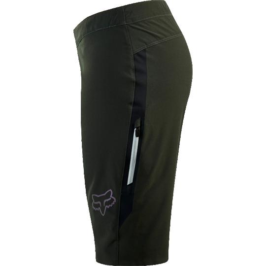 Велошорты женские Fox Attack  Short, Размер: M, черный, 18482-001-M (Чёрный, Размер:L )