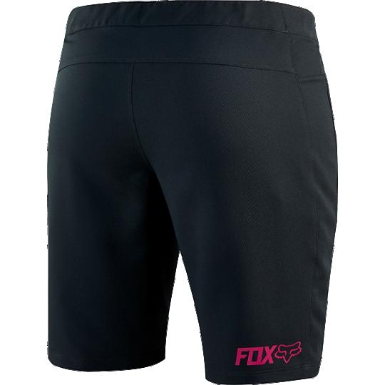 Велошорты женские Fox Ripley  Short Чёрные, Размер: M (18486-001-M) (Чёрные, Размер:M)