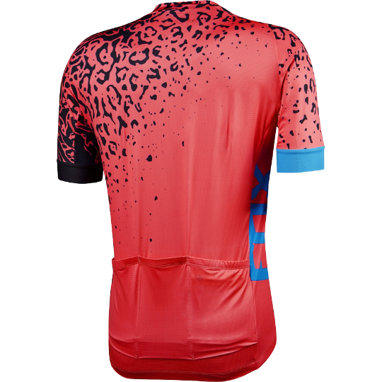 Веломайка Fox Ascent Comp SS Jersey, красная  (Размер  (15256-531-M))