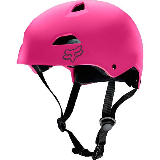 Велошлем Fox Flight Sport Helmet, розовый (Размер: L (55,88  см) )