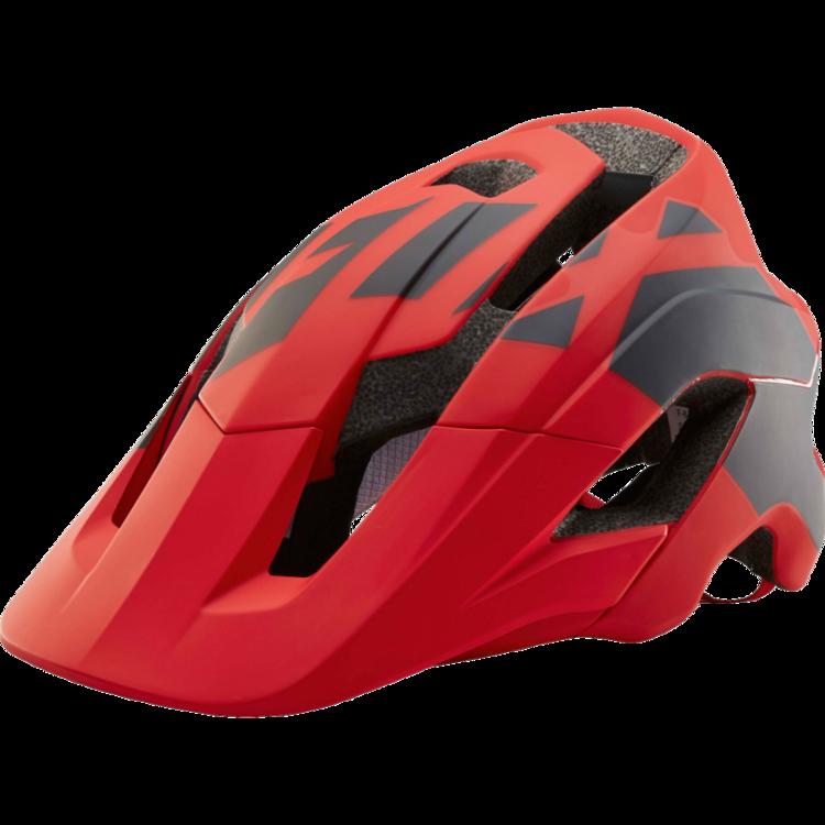 Велошлем Fox Metah Thresh Helmet, красно-черный  (Размер: XS/S (53-56 см) )