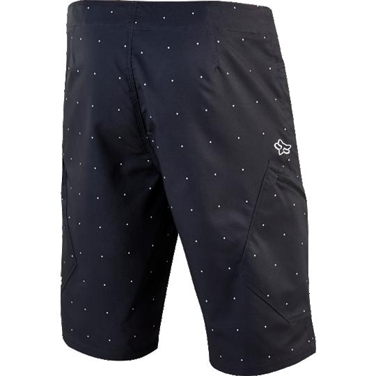 Велошорты Fox Ranger Cargo Dot Short, черный (Чёрные, Размер: W30 )