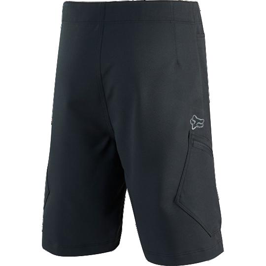 Велошорты подростковые Fox Ranger Cargo Youth Short, Размер: S (W28), черный, 18757-001-28 (Чёреый, Размер: W28)