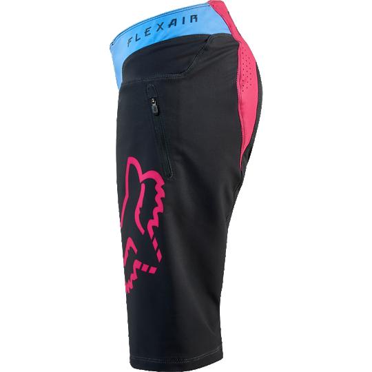 Велошорты женские Fox Flexair Seca Short, Размер: M, черно-розовый, 19081-285-M (Чёрный/Розовый, Размер:M)
