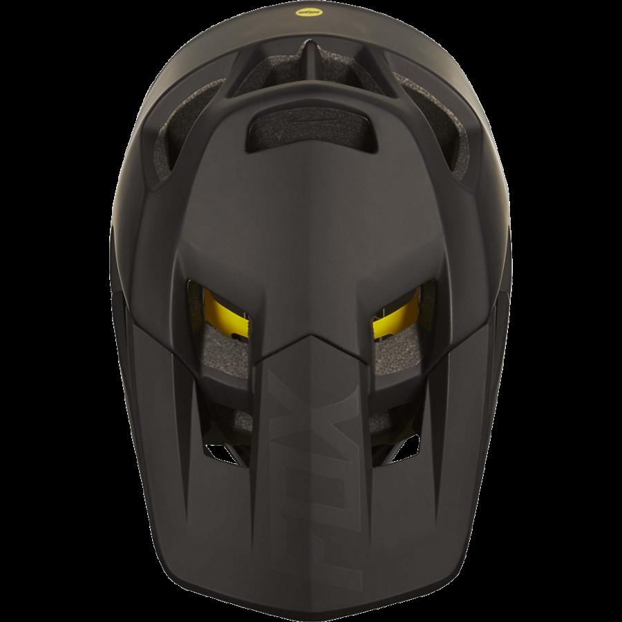 Козырек к шлему Fox Proframe Visor, матовый черный, пластик, 20304-255-OS