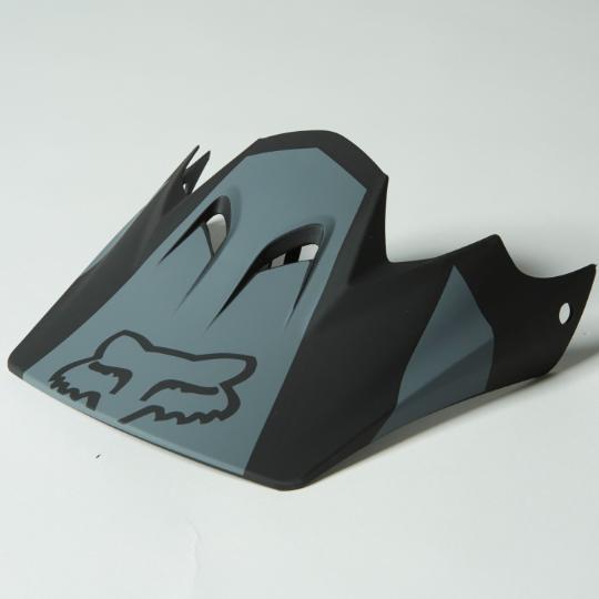 Козырек к шлему Fox Rampage Helmet Visor, матовый черный, пластик, 09825-255-OS