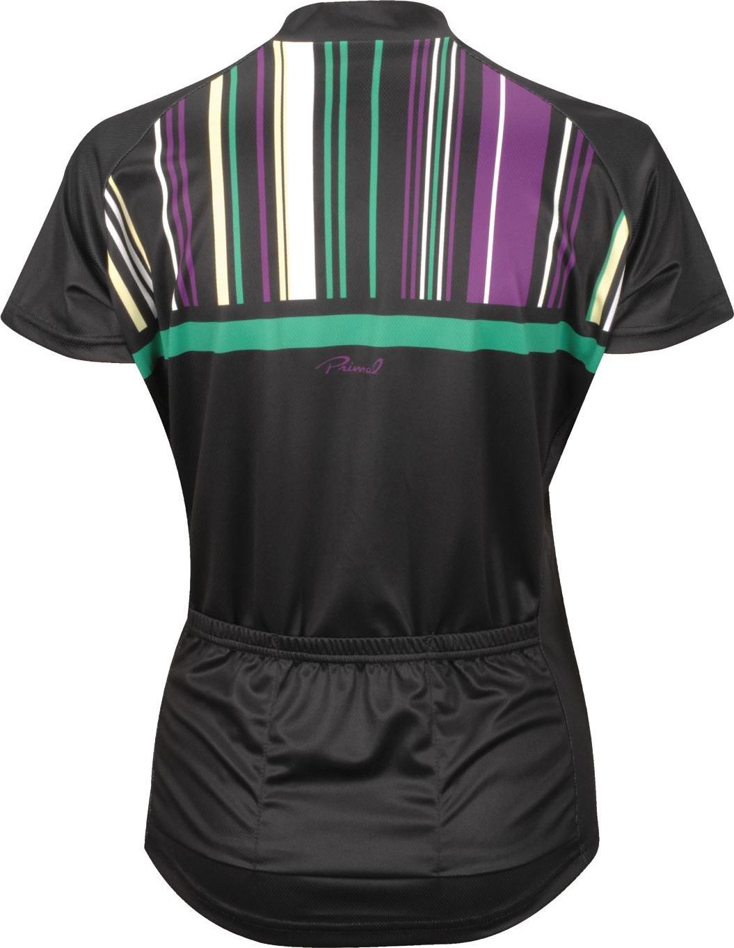 Велофутболка женская Primal Nola Women`s, черная (Размер М (NOL1J60WM))