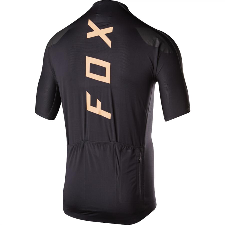 Велофутболка Fox Ascent Pro SS Jersey, черная (Размер L (18454-001-L))