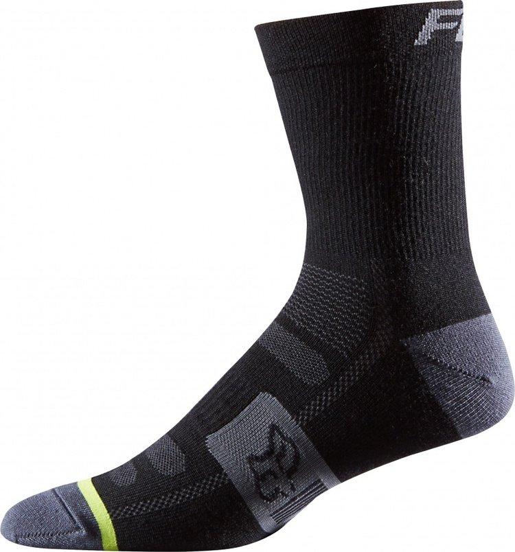 Носки Fox Merino Wool Socks, черный (Размер: S/M (33 - 41 см))