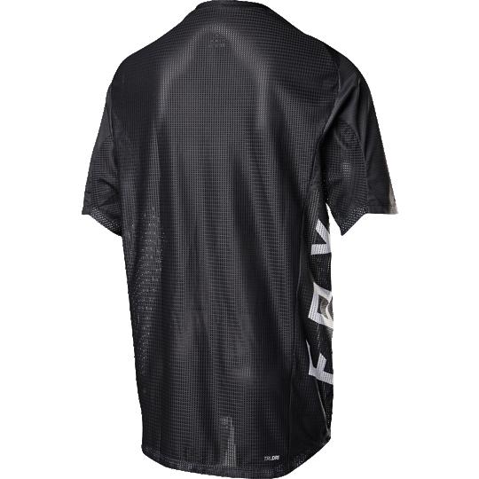 Велоджерси Fox Demo SS, черно-белый (Размер XL (15937-018-XL))