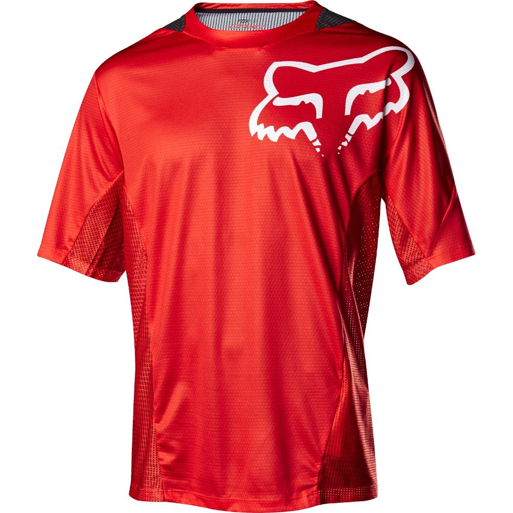 Велоджерси Fox Demo SS, красный (Размер M (15937-055-M))