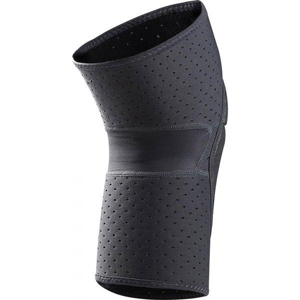 Наколенники Fox Launch Enduro Knee Pad, серый (Размер: M (Ширина колена: 10.8 - 11.4 см) )