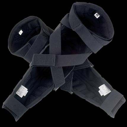 Наколенники Fox Launch Knee/Shin Guard, черный  (Размер: S/M (Ширина колена: 10.0  -  11.4 см))