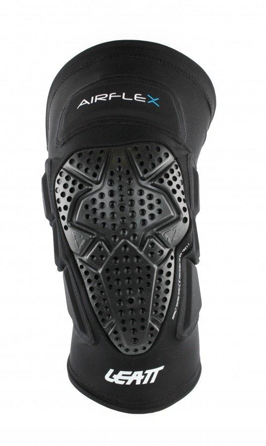 Наколенники Leatt 3DF AirFlex Pro Knee Guard, черный (Размер: L (Ширина колена: 11.4 - 12.0 см))