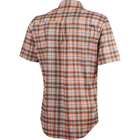 Велорубашка Fox Rivet SS Jersey Rust, коричневый (Размер: M (46))