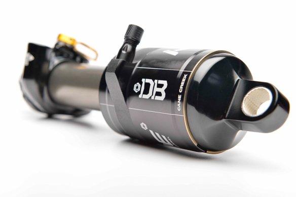 Амортизатор задний Cane Creek DB Inline, воздушный, 200/50, BAD0432