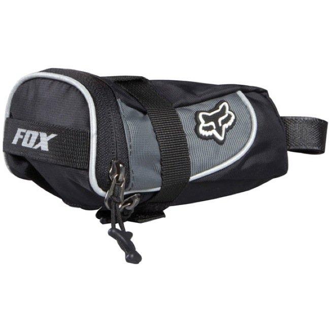 Сумка подседельная Fox Small Seat Bag, 15 х 10 х 8 см, черный, 06549-001