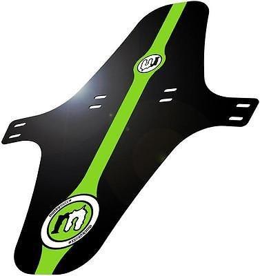 Крыло переднее Mucky Nutz Face Fender (XL), зеленый, MN0056