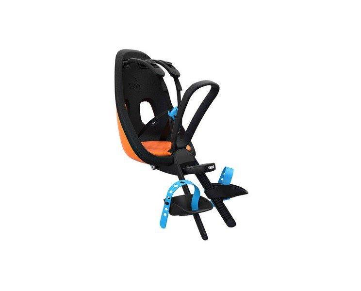 Детское велосипедное кресло Thule Yepp Nexxt Mini, на руль, оранжевый, 12080105