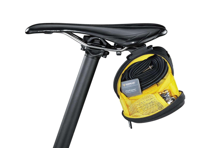 Велосумка TOPEAK Sidekick Wedge Pack, W/Fixer F25 MEDIUM TC2282B