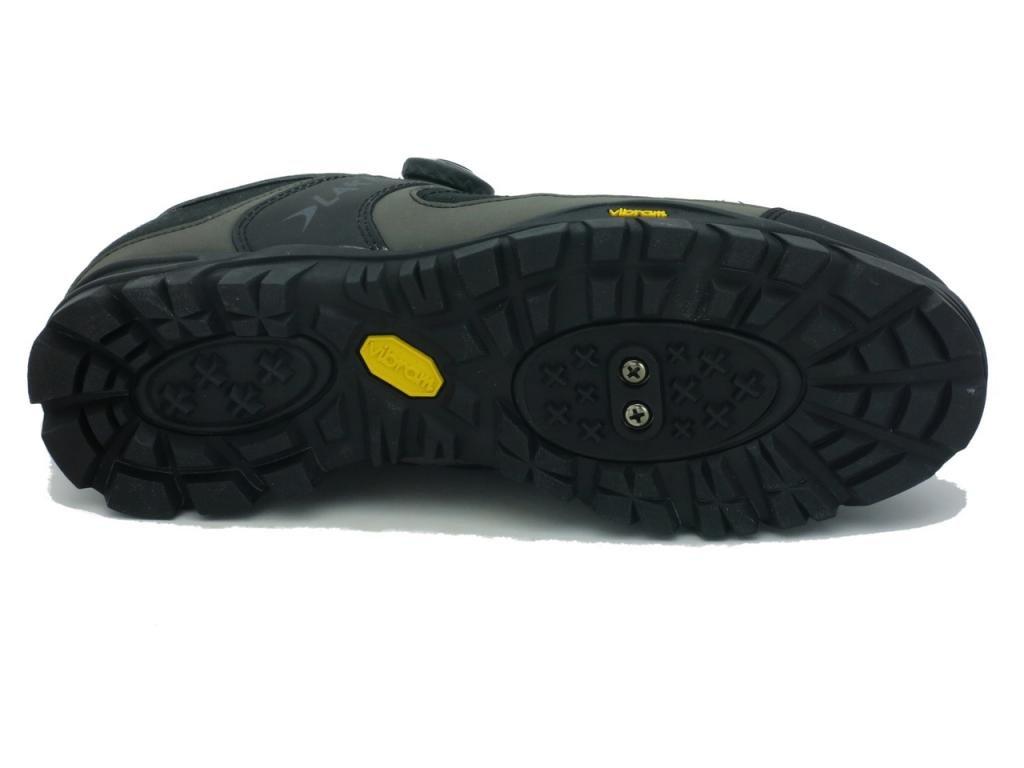Велообувь Lake MX105, черно-серый (Размер: 42)