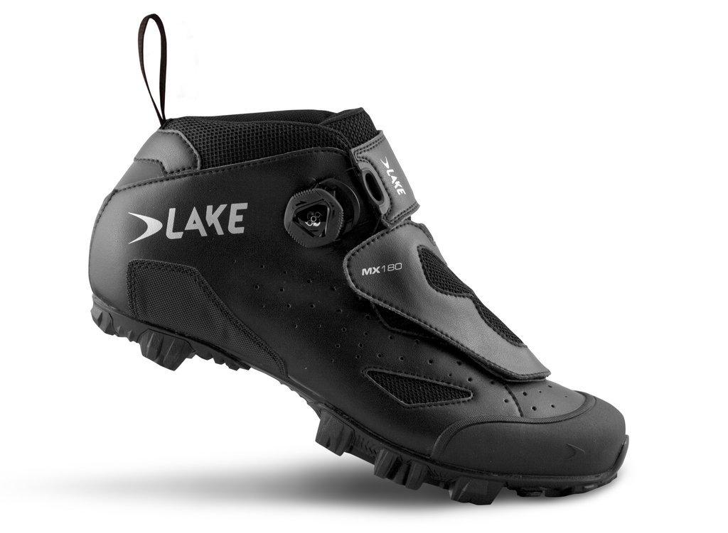 Велообувь Lake MX180, черный (Размер: 41)