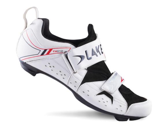 Велообувь женская Lake TX212-W, бело-черный (Размер: 39 )