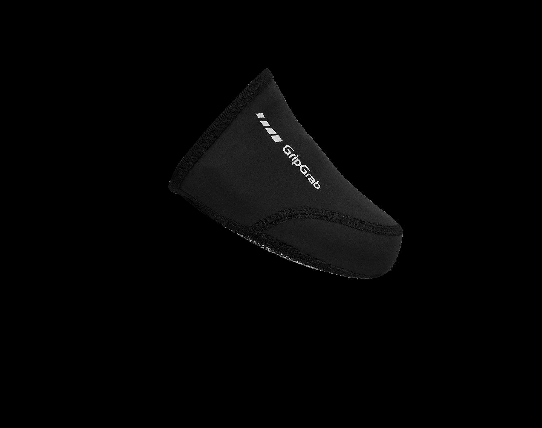 Велобахилы GripGrab Easy-on Toe Cover, водонепроницаемые, полиэстер/нейлон, черный (Размер XXL/XXXL (46-49))