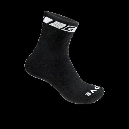 Велоноски GripGrab Spring/Fall Sock, отвод влаги, черный (Размер M (41-44))