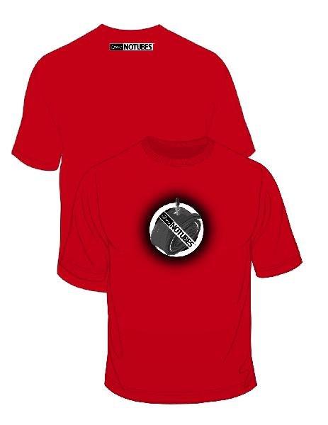 Футболка Stan's NoTubes T-Shirt Stans 2011, красный, PR0097 (Размер: L, Цвет: красный )