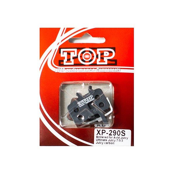 Тормозные колодки X-Top Avid Juicy Ultimate/Juicy 7/Juicy carbon/Juicy 5/BB7/Promax DSK-905, XP-290S