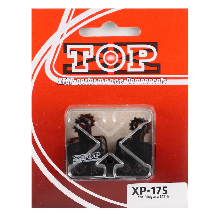 Тормозные колодки X-Top Magura MT-5, Gold, XP-175S