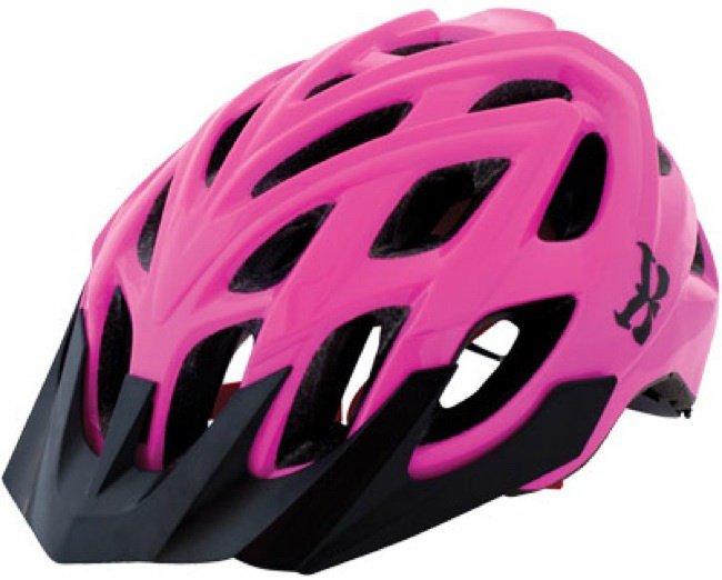 Велошлем KALI Chakra Helmet, черно-розовый  (Размер: XS/S (50 -53 см))