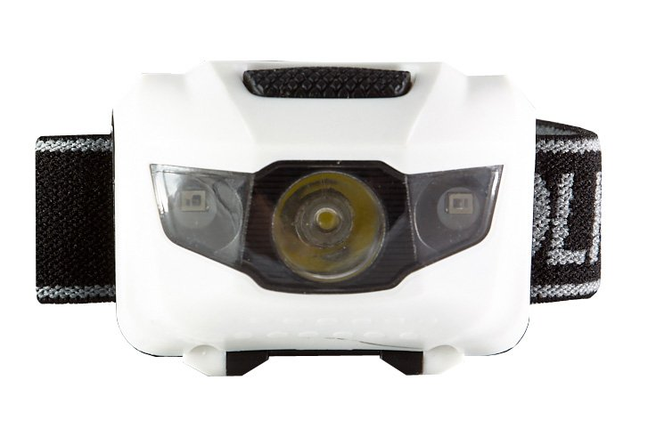 Фонарь налобный Lumen 101, 80 Lumen, Cree XPE-White, 2 Red led, EBL101