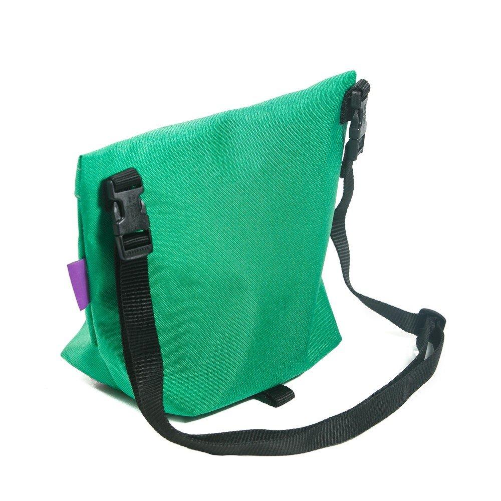 """Велосумка на плечо ВелоХорошо """"Музетта"""", 20х30см, 1-4л, зеленый, MS05"""