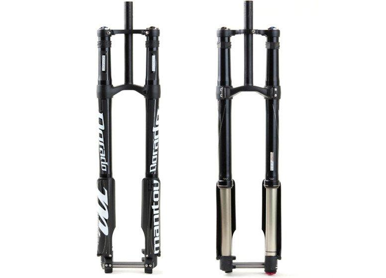 """Амортизационная вилка для велосипеда Manitou Dorado Pro 27,5"""", 203mm, AM SM, 191-29867-A001"""