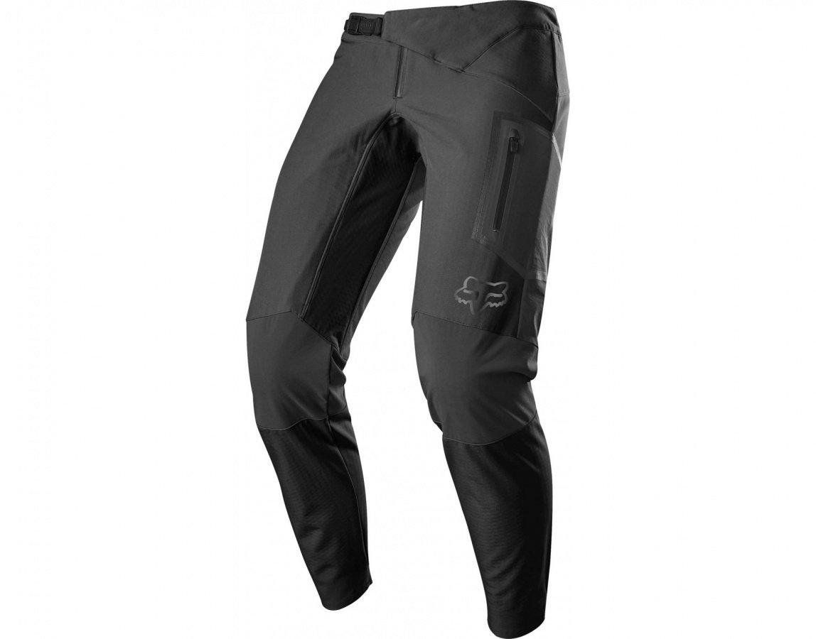 Велоштаны Fox Attack Fire Softshell Pant черные  (Размер: 30 )