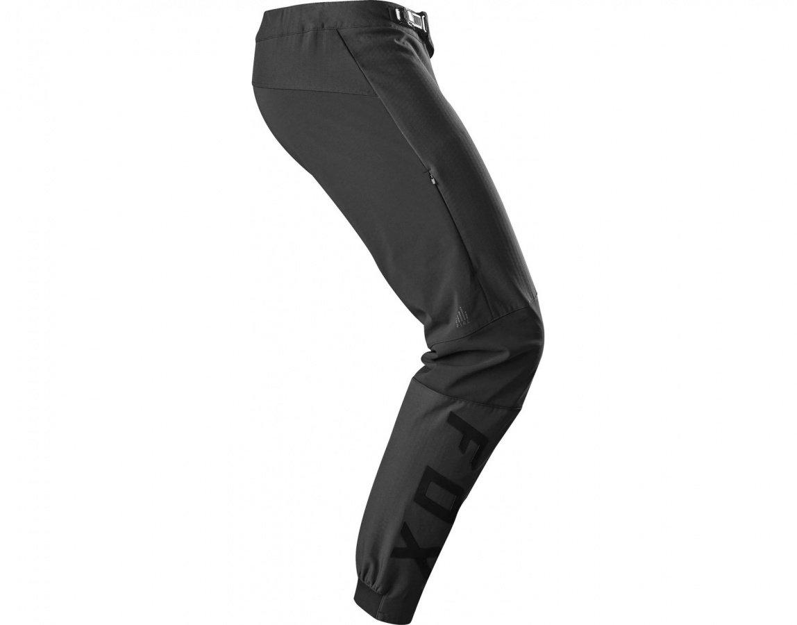 Велоштаны Fox Attack Fire Softshell Pant черные  (Размер: 28 )