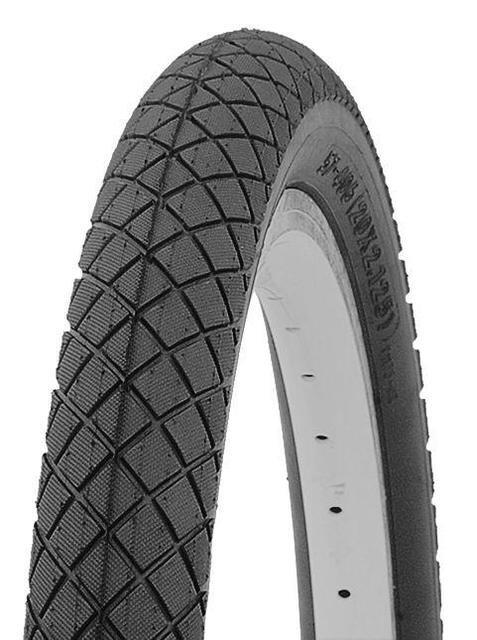 Покрышка HORST, 20x2.125 (57-406), BMX/FREESTYLE P1175-08 низкий (25) H.R.T, черный, 00-011047