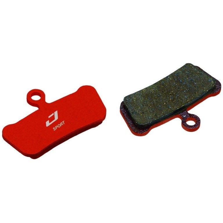 Тормозные колодки Jagwire Sport Semi-Metallic Disc Brake Pad Avid Trail/Sram Guide, DCA098