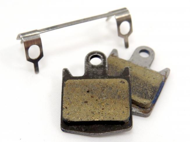 Тормозные колодки для дисковых тормозов VX-855C CLARK'S, 3-422